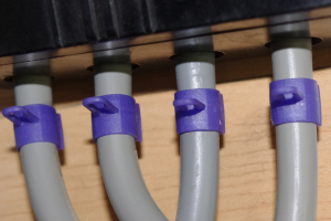 HCIs fitted onto meter cables.
